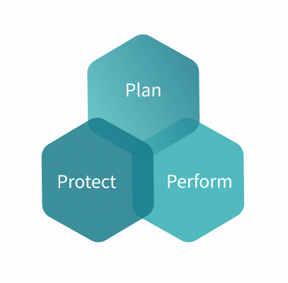 Plan, Protect, Perform